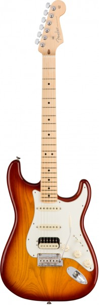 Fender Am Pro Stratocaster HSS MN SS