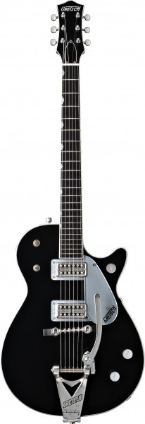 Gretsch G6128T Duo Jet Black Bigsby