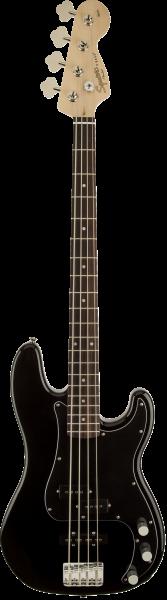 Squier AFF PJ Bass LRL BLK