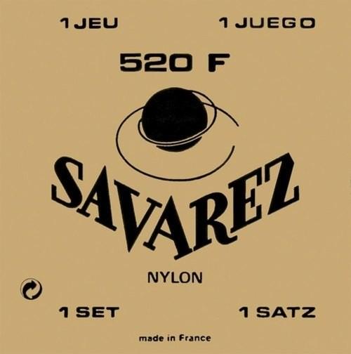 Savarez 520FJ Strings umwickelte G Saite
