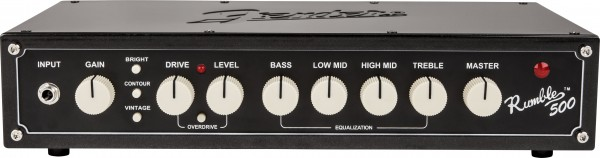 Fender Rumble 500 V3 HD Basshead