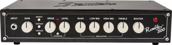 Fender Rumble 500 V3 HD Basshead