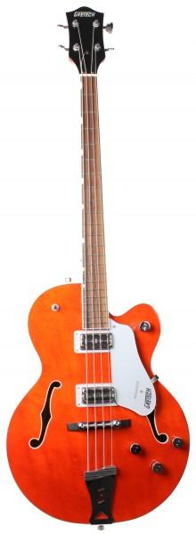 Gretsch G6119 B Broadkaster 2007 Orange (2nd hand)