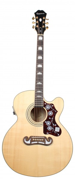 Epiphone EJ-200 SCE NT