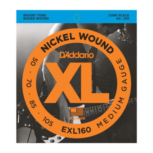 DAddario EXL160 Saiten Bass 50-105