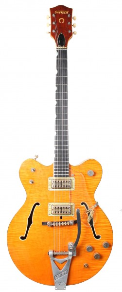 Gretsch Chet Atkins 6120 DC Orange 1961