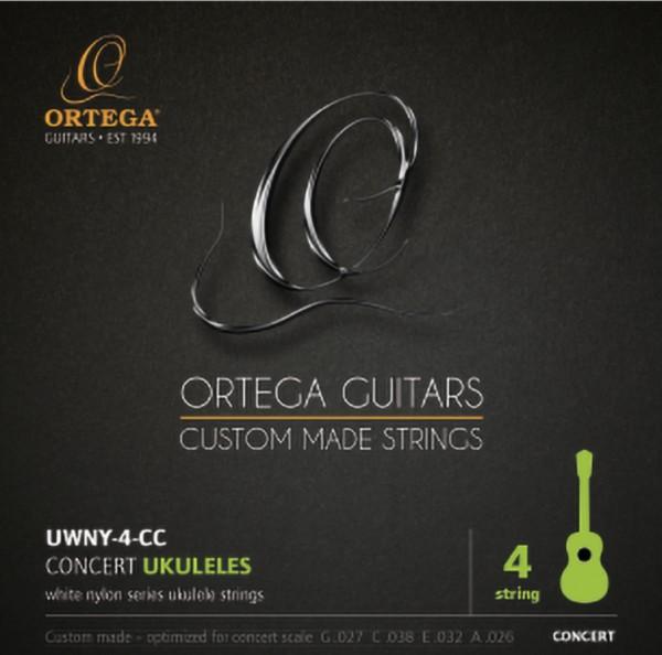 Ortega UWNY-4-CC Concert Ukulele Saiten