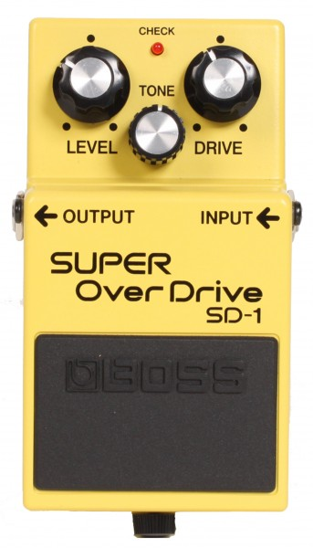Boss SD-1 Super Overdrive (Used)