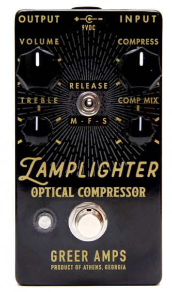 Greer Amps Lamplighter Compressor
