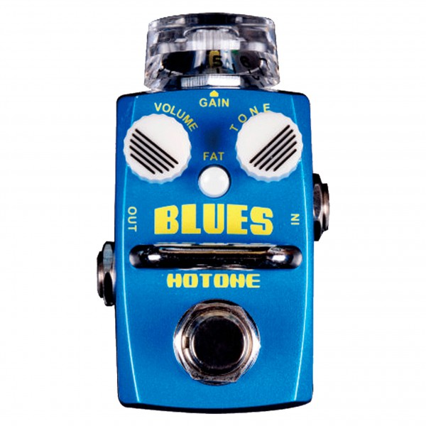 Hotone Blues Stompbox
