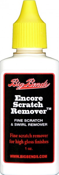 Big Bends Encore Scratch Remover 1oz Bottle