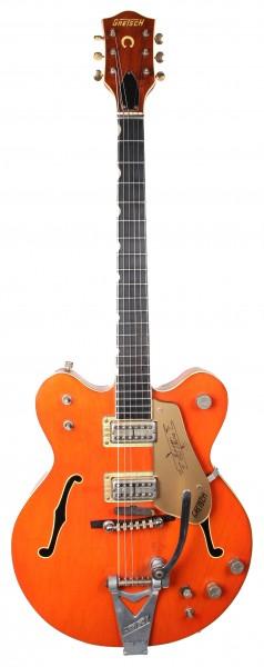 Gretsch Chet Atkins 6120 DC Orange 1965