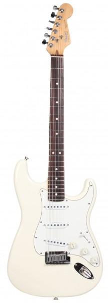 Fender American Stratocaster Weiß 1987