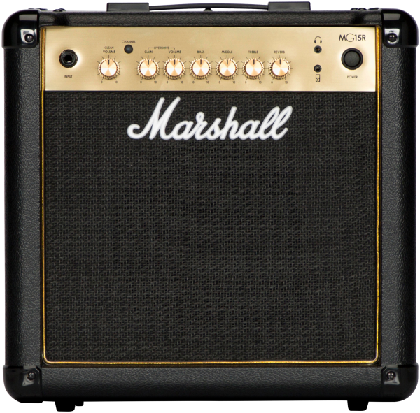 Marshall MG15R Gold Combo 15 Watt