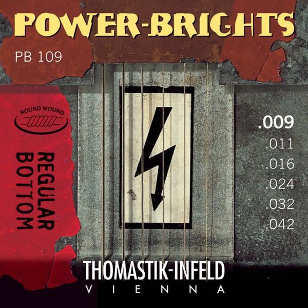 Thomastik Power Brights 009-42
