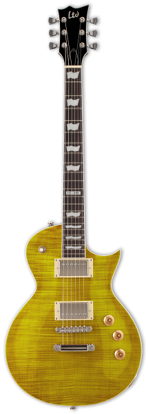LTD EC-256 FM Lemon Drop
