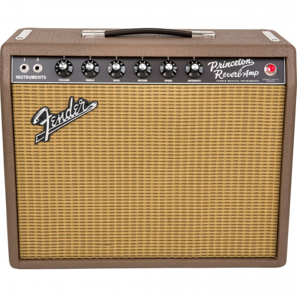 Fender '65 Princeton Brown P10Q