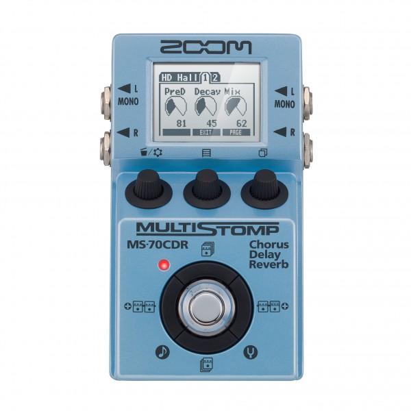 Zoom Multi Stomp MS-70CDR