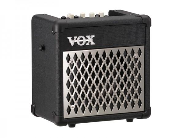 Vox Mini5 Rythm Gitarrencombo Black