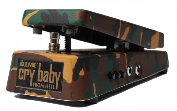 Dunlop Dimebag Cry Baby from Hell Signature Wah (second hand)