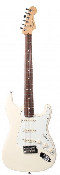 FENDER AM Standard Strat RW OWT (2nd Hand)