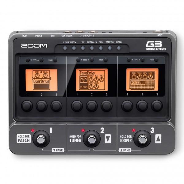 Zoom G3 Multieffektgerät