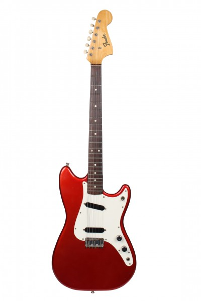Fender Duo Sonic 1966 Candy Apple Red