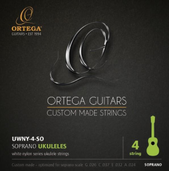 Ortega UWNY-4-SO Sopran Ukulele Saiten