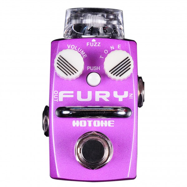 Hotone Fury Stompbox