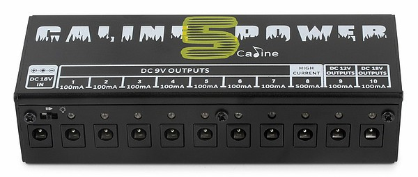 Caline CP-05 Power Supply