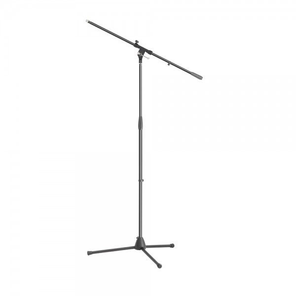 Adam Hall S5B Mikrofonständer mit Galgen