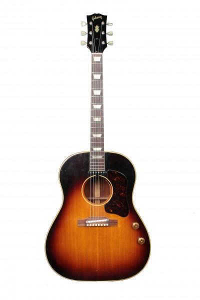 Gibson J-160E 1958
