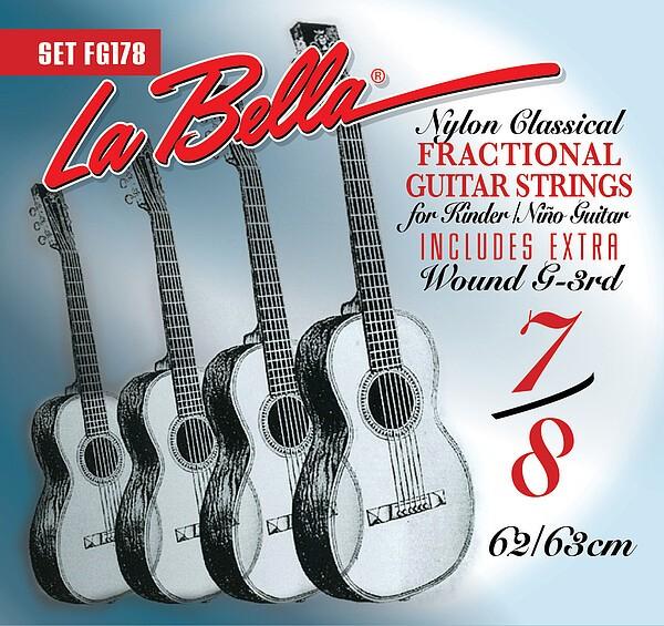 La Bella Set FG178 7/8