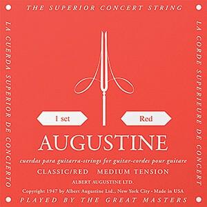 Augustine Rot Klassik Saiten