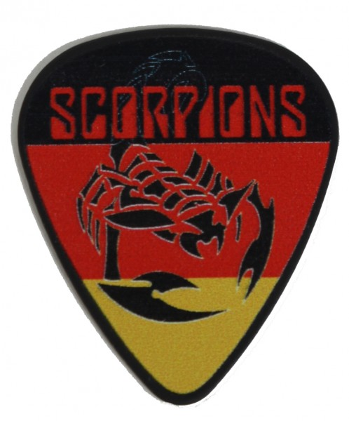 Picks Scorpions German Black
