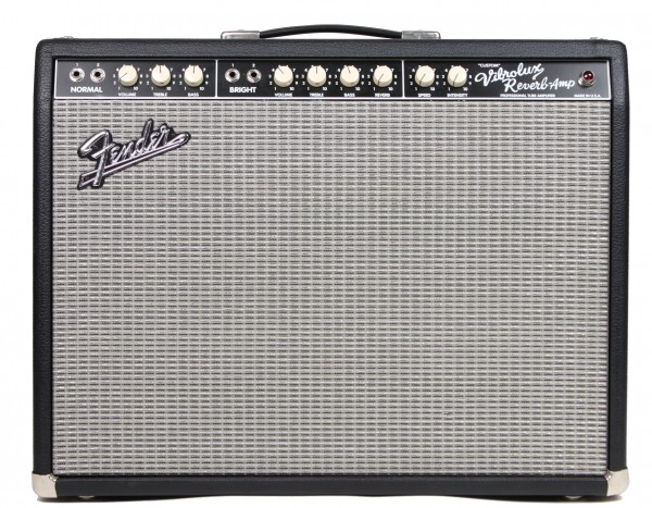 Fender Vibrolux Reverb Alnico blue Speaker (2nd hand)