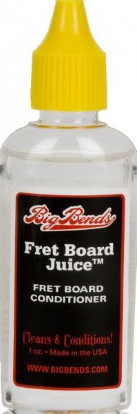 Big Bends Fret Board Juice 1 oz. Bottle