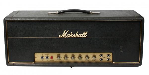Marshall Lead & Bass 50 Stock No 1964 Baujahr 1974