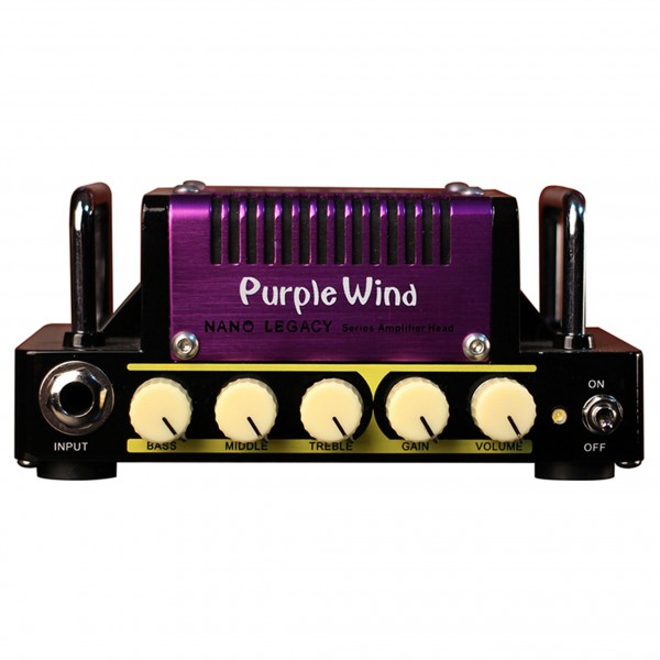 Hotone Purple Wind Mini Guitar Amplifier Head