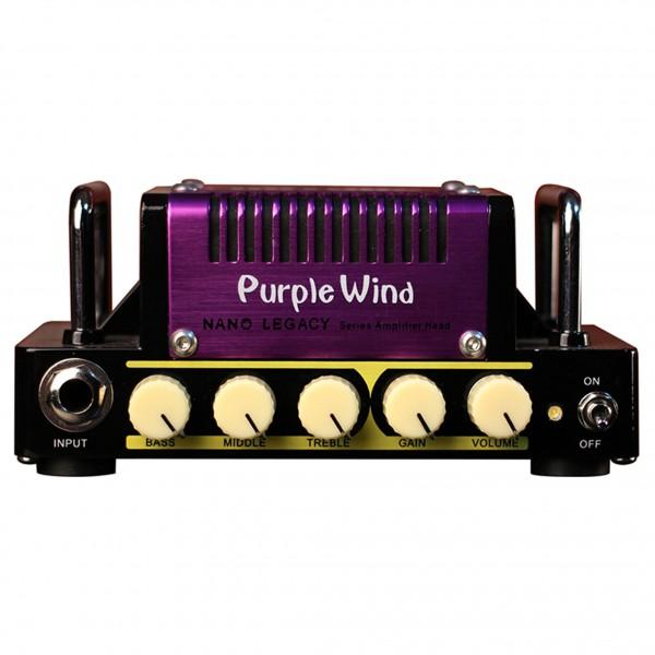 Hotone Purple Wind Mini Guitar Amplifier Head