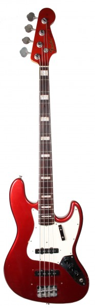 Fender Jazz Bass Candy Apple Red 1969