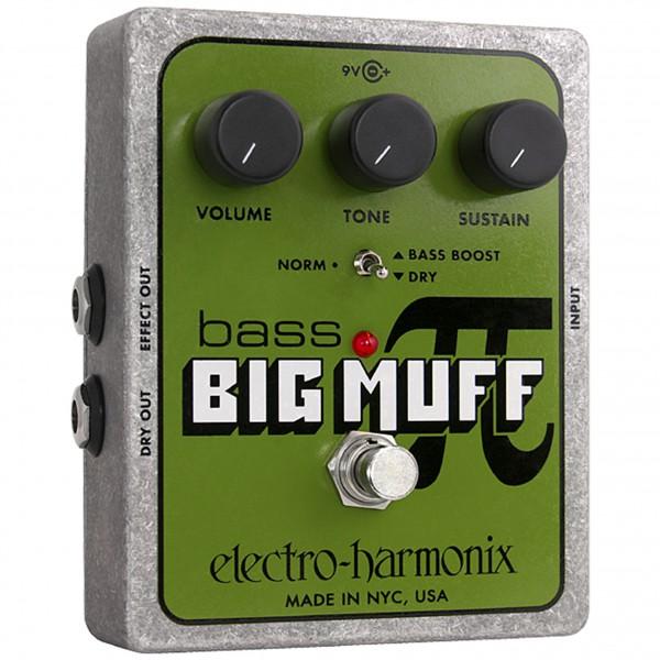 Electro Harmonix Bass Big Muff Distortion