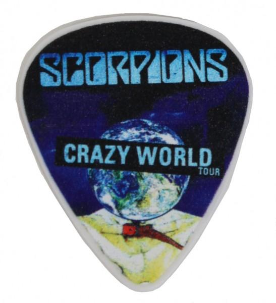 Picks Scorpions Crazy World White