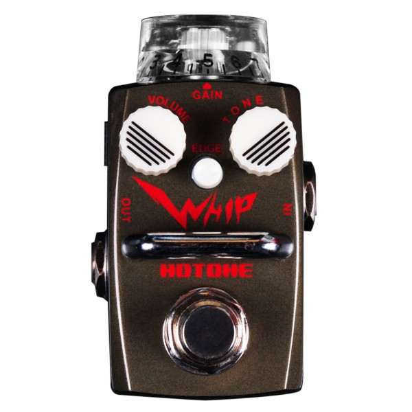 Hotone Whip Stompbox