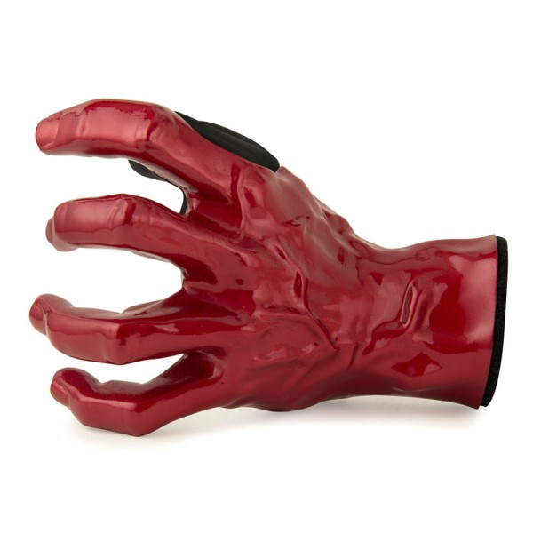 Guitar Grip Red Rum Left Hand