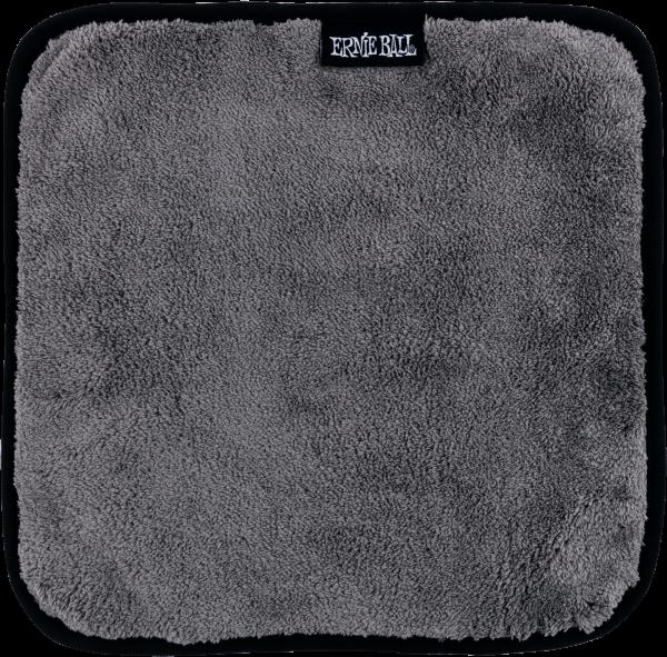 Ernie Ball EB4219 Poliertuch Grau 30x30cm