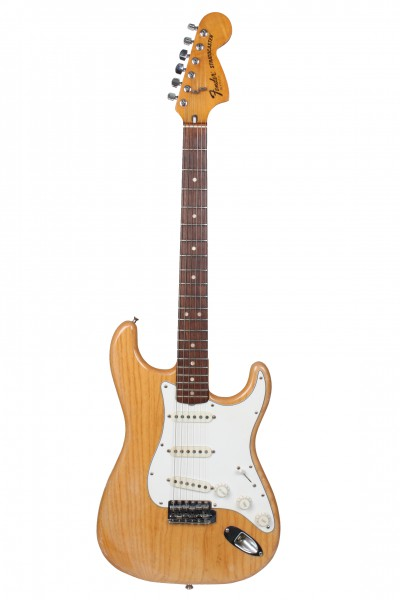 Fender Stratocaster Natural RW 1977
