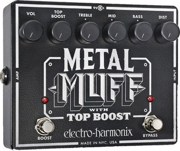 Electro Harmonix Metal Muff/Top Boost