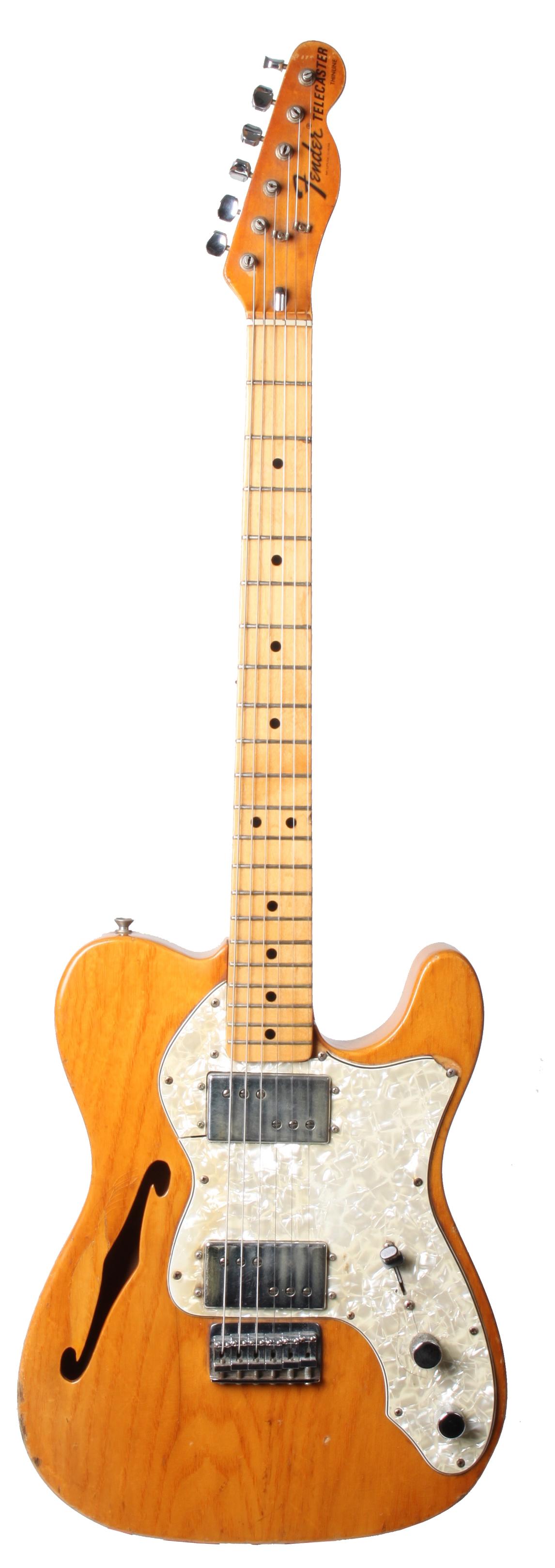 Fender Telecaster Thinline Natur a9837f2