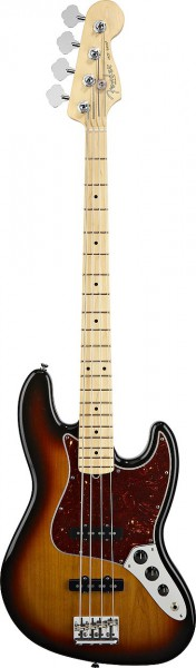 Fender AM Standard Jazz Bass MN 3TS